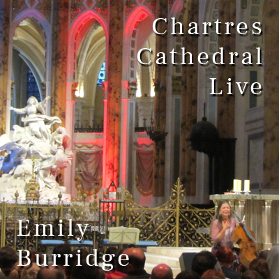 NEW ALBUM: Coming soon Live at Chartres Cathedral