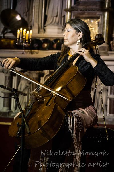 Festival of Chichester #Bach&Blue St John's Chapel 1pm 18th June solo cello concert