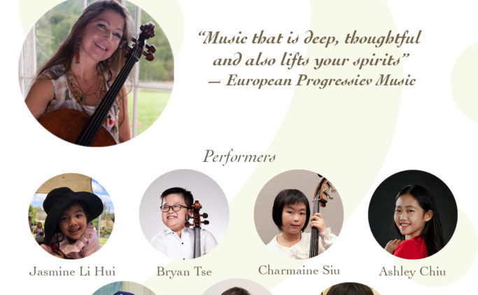 The resounding success of international cello masterclass on Zoom with Yew Chung International school Hong Kong