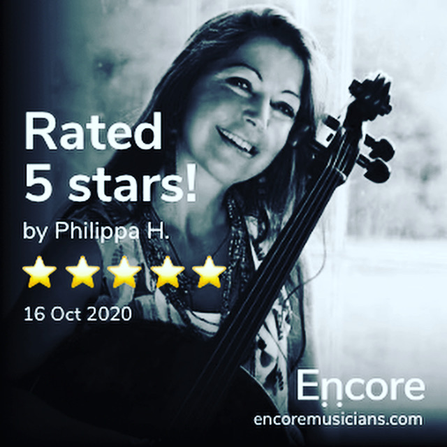 5 STAR REVIEW October 2020 Private house concert for 6